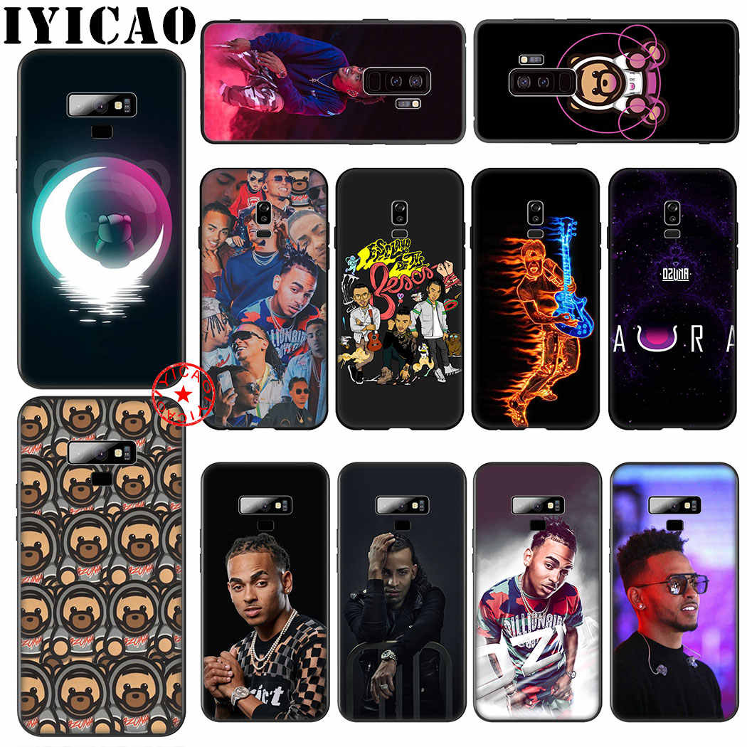 Ozuna Reggae SINGER ซิลิโคนนุ่มสำหรับ Samsung Galaxy A20E A2 J4 J6 Core PLUS PRIME J7 Duo J8 TPU ฝาครอบ