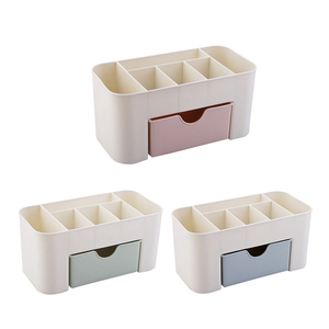 Cosmetic Storage Box Makeup Drawer Organizer For Cosmetic Jewelry Box Nail Polish Makeup Container Desktop Storage