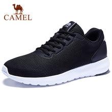 CAMEL hombres zapatos al aire libre Max deportes zapatos a prueba de golpes absorción Casual transpirable zapatillas ligeras hombre zapatos para correr