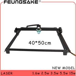 Maszyna laserowa 40x50 2.5w sterowanie PMW TTL  15w grawerka laserowa 5500mw Laser  1.6w laserowa maszyna grawerująca pulpit frezarka do drewna|Frezarki do drewna|Narzędzia -
