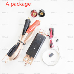 Image 4 - Bricolage Machine de soudage par points soudage 18650 batterie portable stylo de soudage par points 25 stylo de soudage carré avec fonction de régulation