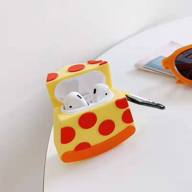 Pizza AirPod Case 1