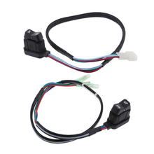 2pcs Outboard Power Trim & Tilt Switch 87-16991A1 87-18286A2 87-859032T3