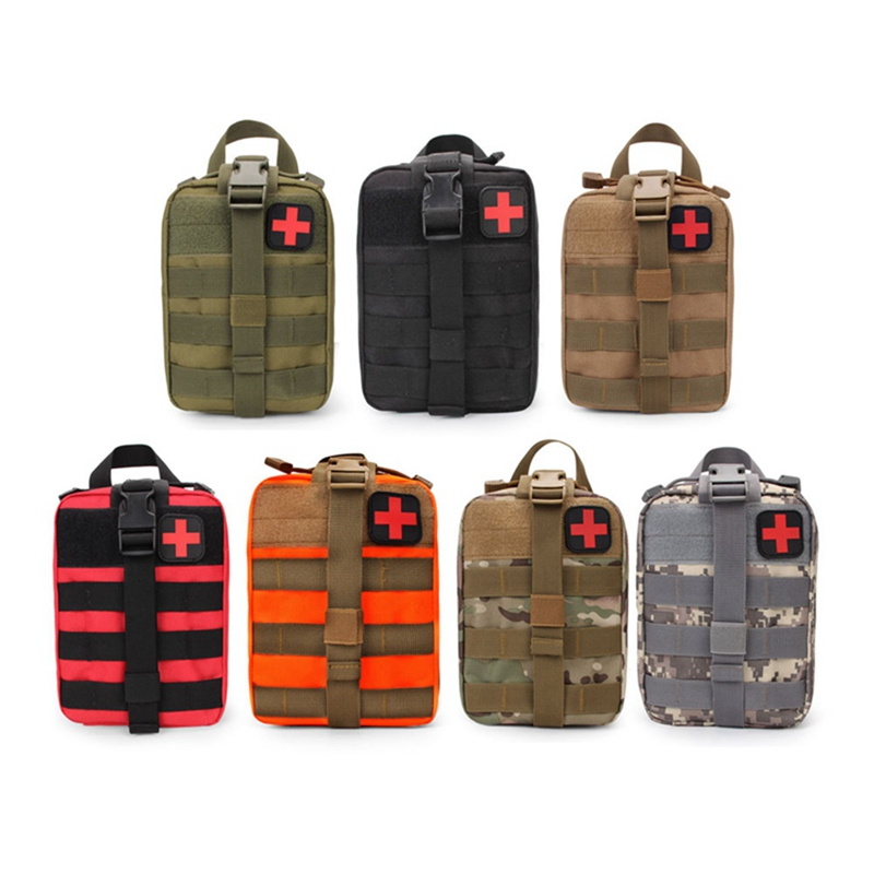 Outdoor Travel First Aid Bag Medical Kit Bag Emergency Survival Pouch Outdoor Medical Box Large Size Bag/Package