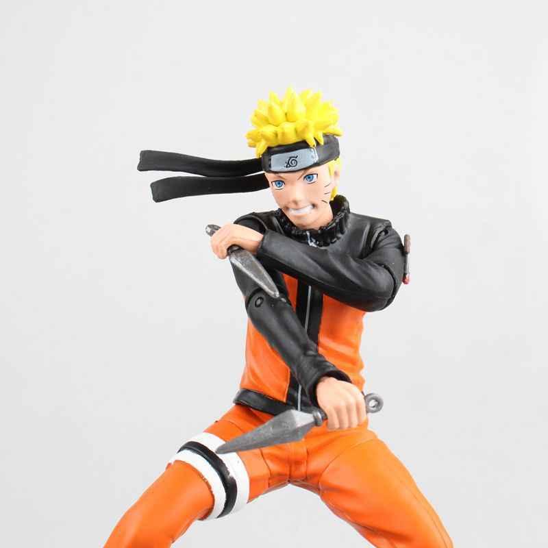 Serigala Naruto Pusaran Naruto Tanah Api Daun Desa Tersembunyi Ponsel Kotak Garasi Kit