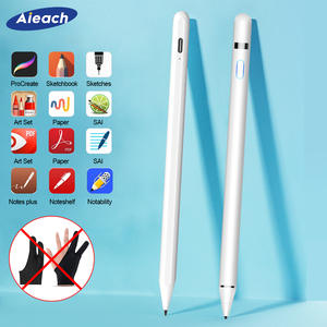 Stylus Touch-Pen Apple Pencil Drawing iPad Pro Mini Air-3 for Anti-Mistakenly 5-No-Delay