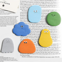 Bookmarks Sticker Stationery Memo-Pad Posted-It-Planner School-Supplies Monste Cute Kawaii