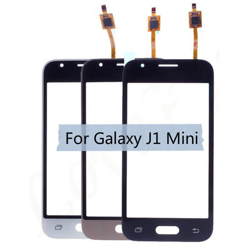 Touch Screen For Samsung Galaxy J1 Mini <font><b>J105</b></font> SM-J105F J105Y J105H Touchscreen Panel Digitizer 4.0 <font><b>LCD</b></font> Display Front Glass Parts image