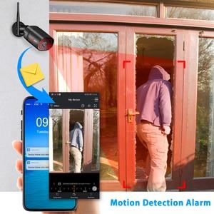 Image 2 - ANRAN Wireless Security Camera System NVR Kit 1080P HD Outdoor IP Camera Waterproof Wifi Surveillance CCTV Camera System APP