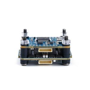 Image 2 - iFlight SucceX D F7 TwinG Stack with SucceX D F7 TwinG V2.1 FC/SucceX 50A 2 6S BLHeli_32 4 in 1 ESC for HD FPV system
