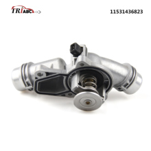 11531436823 Coolant Thermostat With Housing For BMW E46 E39 E36 E83 E53 E60 X3 X5 Z3 Z4 320i 323i 325i 11531437040 11530139877