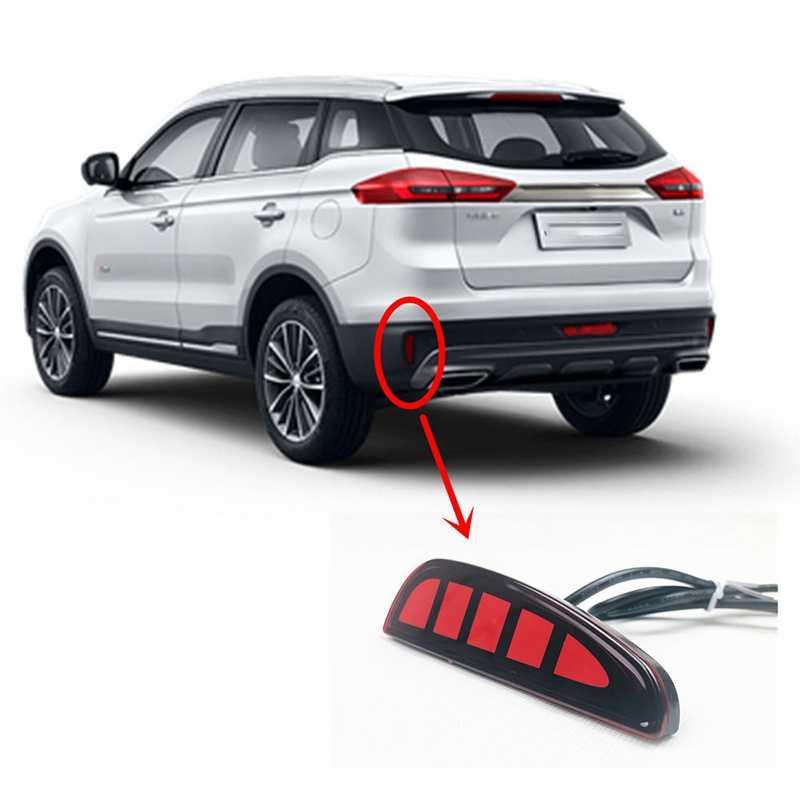 2 Stuks Auto Terug Bar Remlicht Voor Geely Atlas Boyue NL3 Suv Proton X70 Emgrand X7 Sport 2019