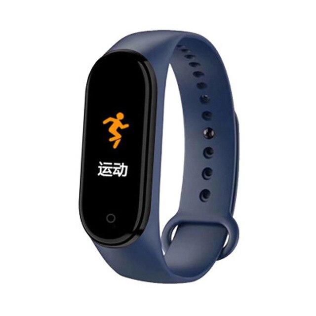 Smart Watch Just Tech Original Monitor de Pressão, Batimento cardíaco, à prova d'água 2