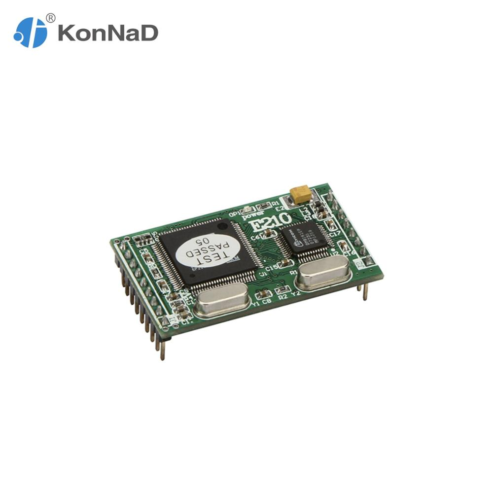 RS232 RS485 TTL To Ethernet 1 Port Converter Embedded 6 TCP Connections Support DNS VCOM Serial Device Server KonNaD