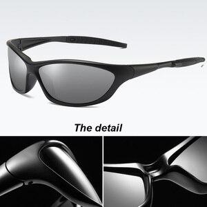 Image 5 - 2020 ชายแว่นตากันแดด Polarized การขับขี่กลางแจ้งแว่นตาตกปลาสำหรับชาย UV400 dropshipping