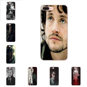 TPU 2017 New Arrival Clock Hannibal Will Graham Quote For Huawei Mate 30 Pro Lite 20s NOVA 6 SE 5 P40 p30 lite Honor V30 20 Pro image