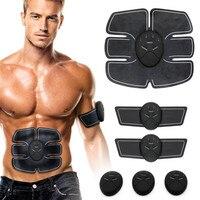 Ems 筋肉腹部刺激 ABS Elettrostimolatore Muscolare スマートフィットネス痩身マッサージトレーナー Stimulateur Musculaire