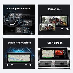 Image 3 - EBILAEN Android 10 Auto Lettore DVD per BMW X5 E70/X6 E71 (2007 2013) CCC/CIC Unità di Sistema di Navigazione PC Auto Radio Multimedia IPS