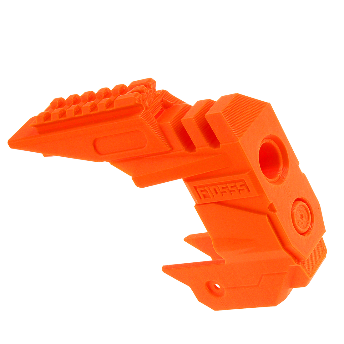 Worker F10555 No. 217 Barrel Kit For NERF Zombie Hammershot - Orange