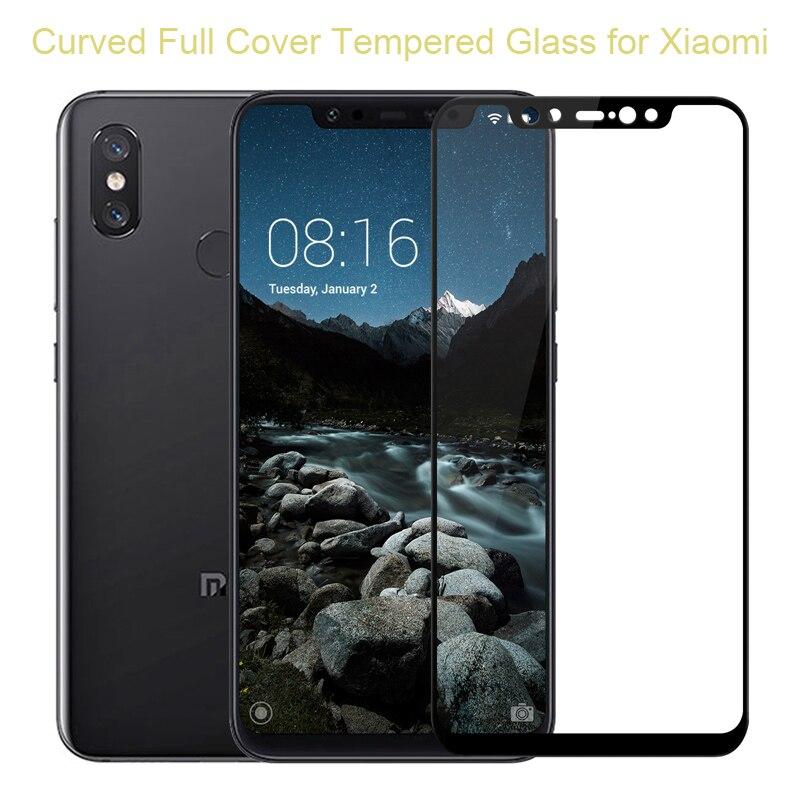 Tempered Glass For Redmi 5 6 Plus Pro Protective Glass On Xiaomi Redmi Note 5 6 Pro 6A S2 Screen Protector For Redmi 5A