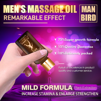 Manbird Natural Penis Enlargement Cream Lubricant for Sex Products for Men Cock Enlargement Intimate Goods Goods for Adult