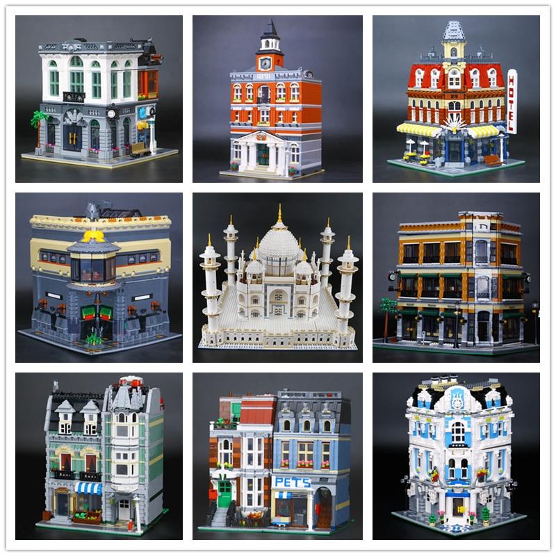 15001 15002 15003 15004 15005 15006 15007 15008 15009 15010 15011 15015 15012 0922 15039 House Model Building Block Bricks Toys