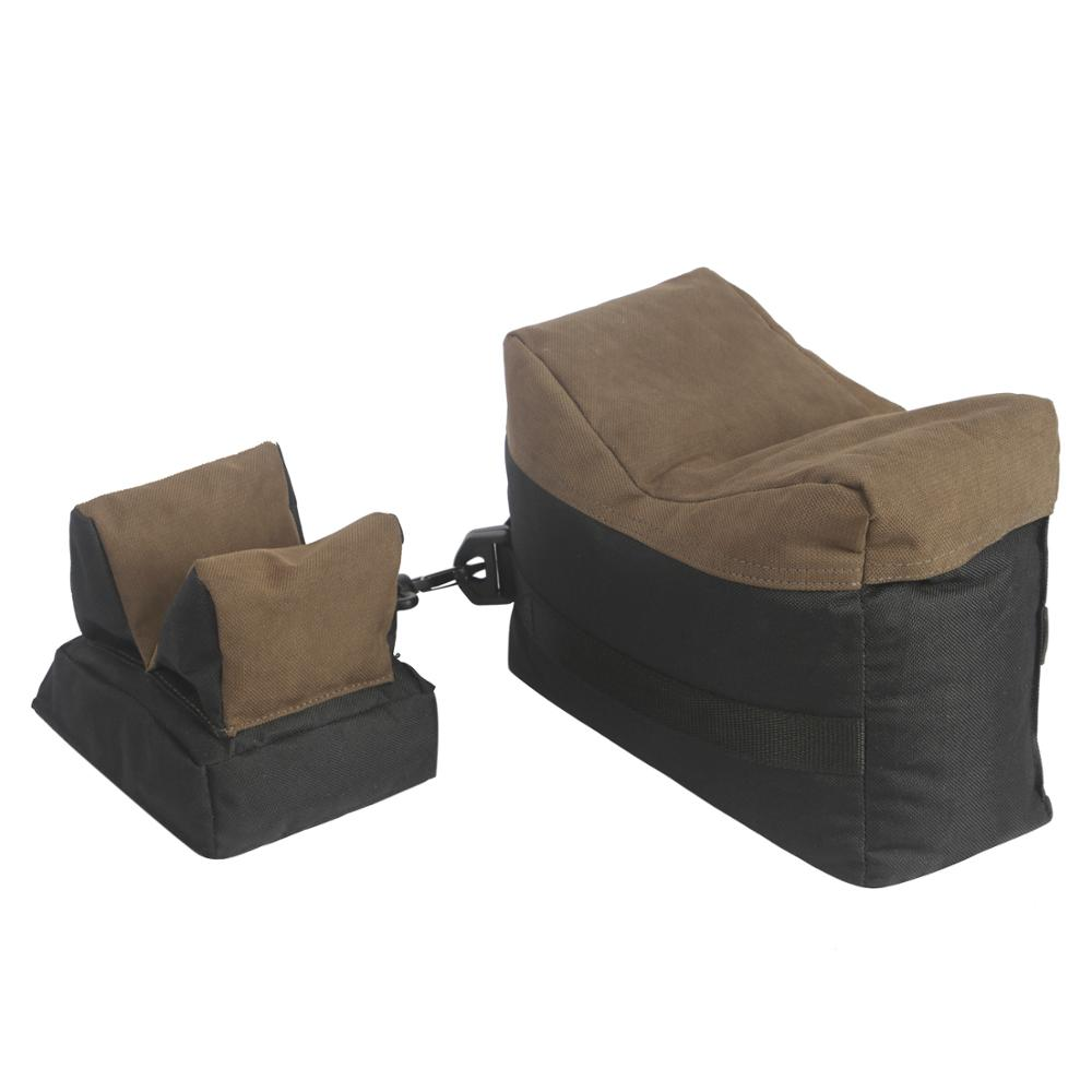 2 Piece Set Outdoor Connection Leather Unfilled Bench Bag