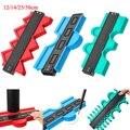 Пластиковый контурный манометр 12/14/25/50 см, копировальная форма, контурный манометр, Дубликатор, стандартные инструменты для маркировки дере...