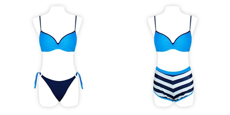 Hac07bdb886354436bb3c43be5e614fd07 2019 Sexy Bikini Set Three Piece Swimsuit Women Push Up Swimwear Brazilian Bathing Suit Beachwear Swimming Suit For Women Bikini