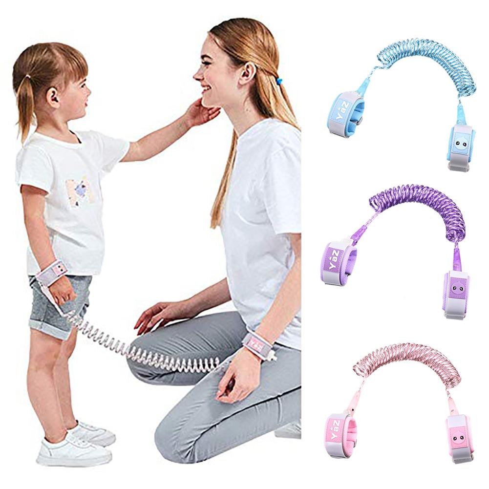 Kids Anti Lost Strap Reflective Strap Wrist Strap Kids Adjustable Reflective Safety Leash Children Walking Hand Belt