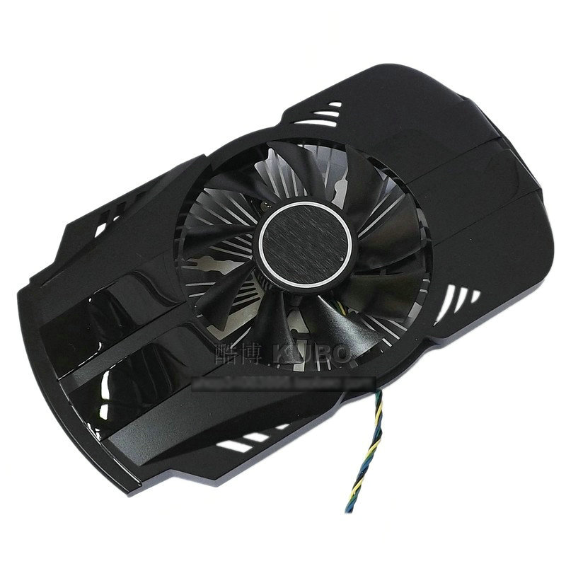 New Original For ASUS GTX1050TI PH Graphics Video Card Cooler Pitch 43mm And 53MM