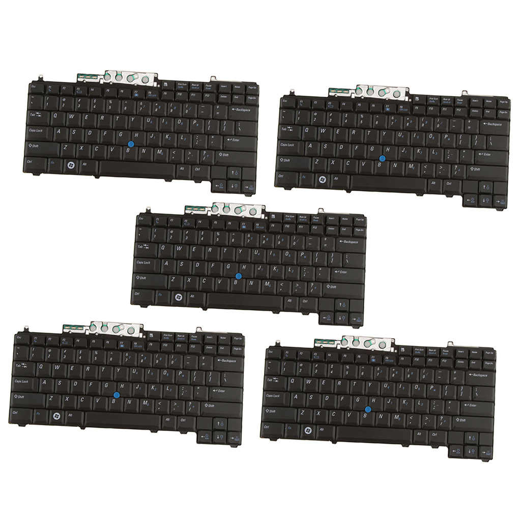 Laptop Keyboard for Dell Latitude D630 D830 Precision DR160 0DR160 Black US
