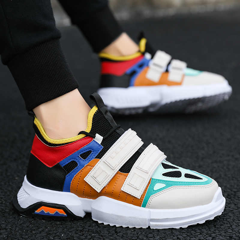 Мужская новейшая брендовая дышащая повседневная обувь удобная модная мужская обувь zapatos hombre удобная Легкая Прямая доставка