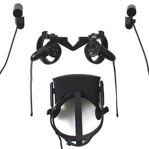 Uchwyt ścienny do montażu na stojaku Oculus Rift Cv1 zestaw do wirtualnej rzeczywistości i prasy i czujnika stojak ścienny do zestawu słuchawkowego Vr Oculus