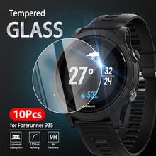 10 Pcs 9H Premium Tempered Glass For Garmin Forerunner 735 735XT 35 45 45S Approccio S62 Smartwatch Screen Protector Film