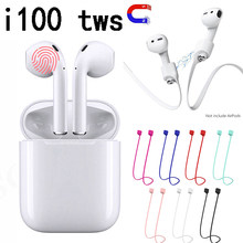 I100 Tws auriculares bluetooth bleutooth auriculares bluetooth 5,0 i10 i20 i30 i60 i80 i12 i9s bloototh(China)