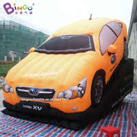 6m Length Inflatable Sport Car/Airblown Motor Replica Decor for Automobile Racing/Motor Show