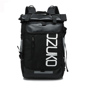 OZUKO 2019 New Large Men's Bag Travel Backpack Casual School Bag for Teenagers 14-15 inch Laptop masculina Shoulder Bags Mochila