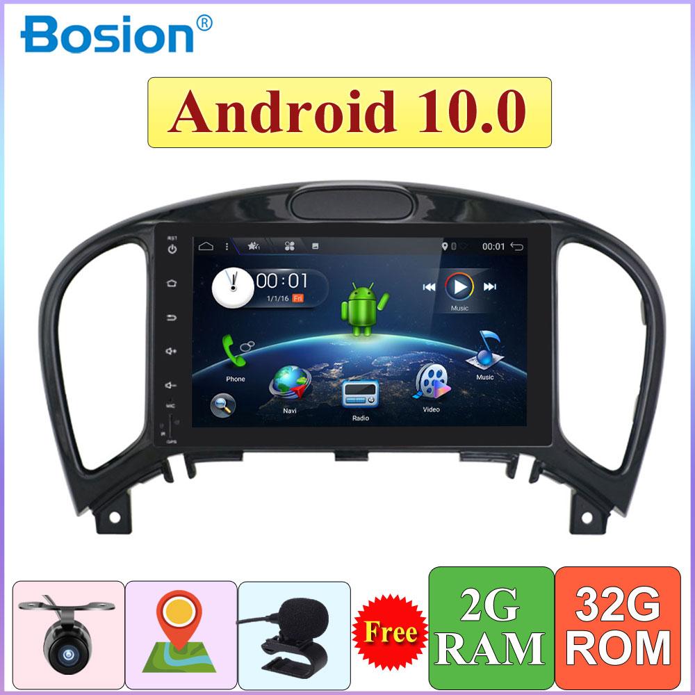 2 Din Android 10 Auto-Multimedia-Player Für Nissan Juke 2004-2016 Auto Audio Stereo Radio-Player GPS Navigation freies Kamera 32G