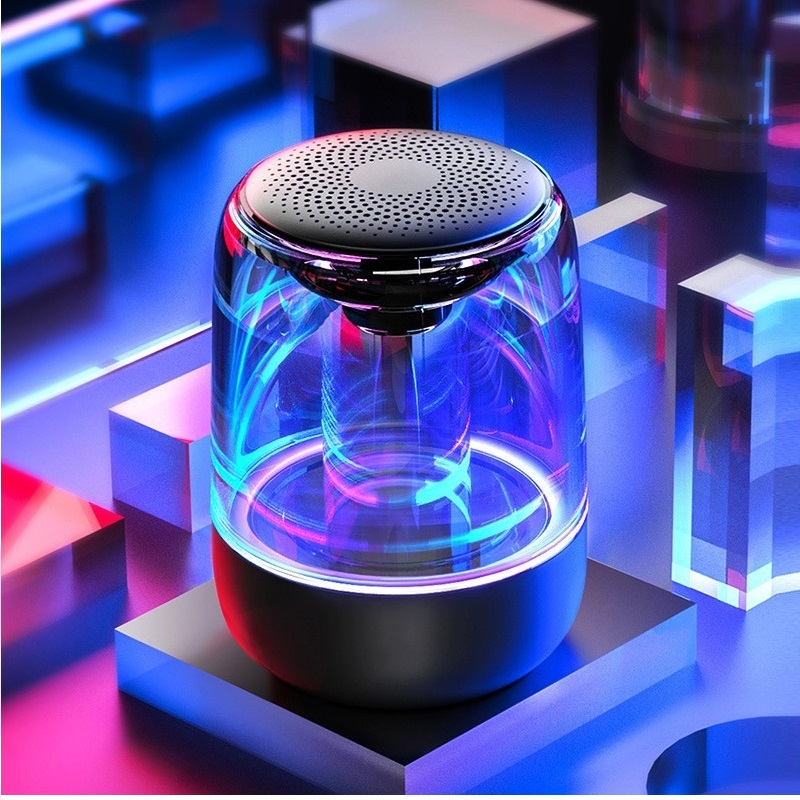 Bluetooth Lautsprecher Tragbare Wireless Mini Lautsprecher Sound System 6D Stereo Musik Surround Bluetooth TF AUX USB TWS Anschluss