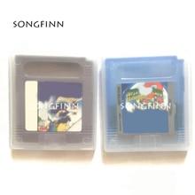 سوبر م الأرض 1 2 DX 6 عملات معدنية ذهبية لعبة فيديو ذاكرة خرطوشة بطاقة اللغة الإنجليزية لوحدة التحكم 16 بت حفظ