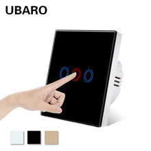 Ubaro eu/uk с украшением в виде кристаллов Стекло Панель настенный