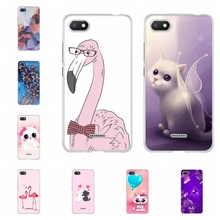 For Xiaomi Redmi 4A 4X Case Thin Soft TPU Silicone 5A Cover Cartoon Patterned 6 6A Capa Bag