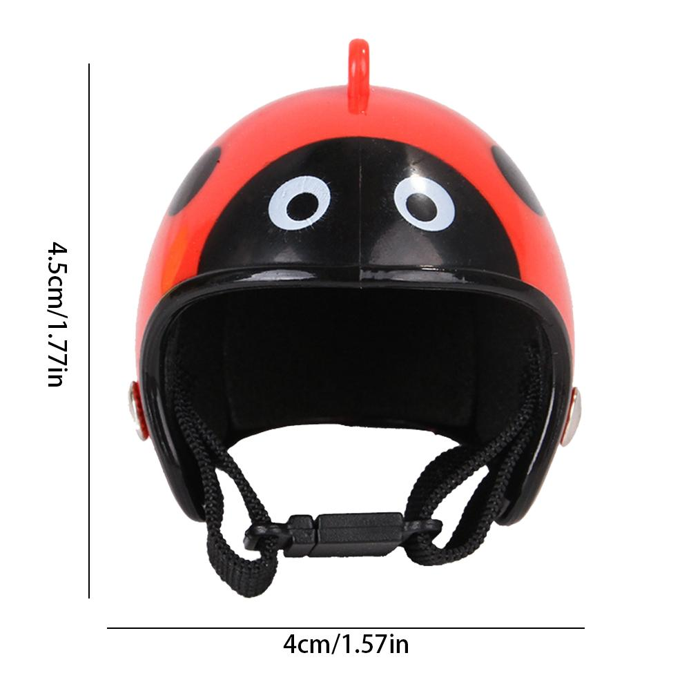 Chicken Helmet Small font b Pet b font Hard Hat Bird Hat Headgear font b Pet