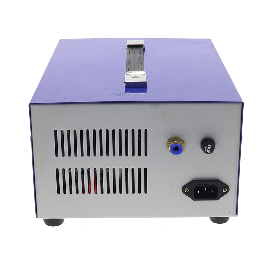 Tools : 110V 220V Stainless Steel Spot Laser Welding Machine Automatic Numerical Control Touch Pulse Argon Arc Welder for Soldering Jewe