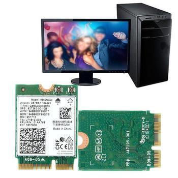 Bluetooth 5,0 Intel Dual Band AC 9560 9560NGW NGFF 1,73 Гбит/с BT5.0 карта Wi-Fi беспроводной M.2 CNVI D8M3