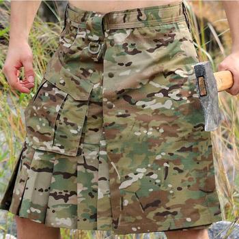Scotland Tactical skirt CP Camouflage Military uniform Tactics