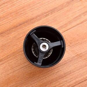 Image 5 - USB 충전식 커피 밀 휴대용 커피 분쇄기 304 스테인레스 스틸 버 전기 콩 밀 자동차 분쇄기