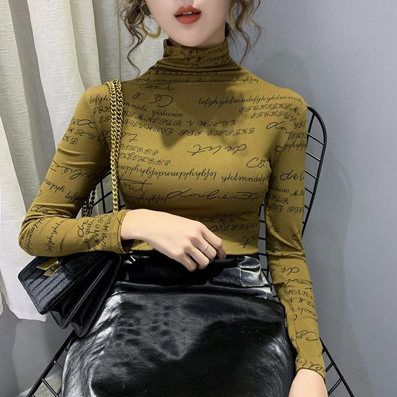 Купить женская футболка с принтом и надписью весенняя винтажная облегающая