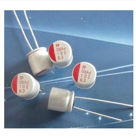 10pcs Japan NCC ps series of solid polymer capacitors 16V270UF//16V